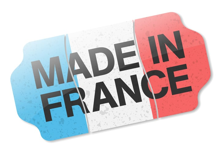 Meuble la mode bleu blanc rouge ou le made in france - Meubles made in france ...