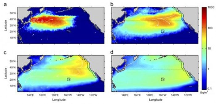 Fukushima - Greenpeace dément la rumeur d'une nouvelle catastrophe écologique-2
