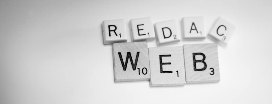 Les bonnes pratiques de la rédaction web