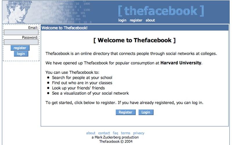 Facebook - dix ans et un milliard d'utilisateurs-1