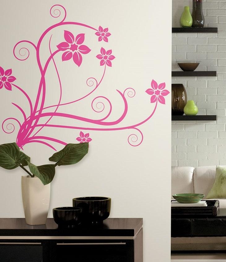decoration-fleurie