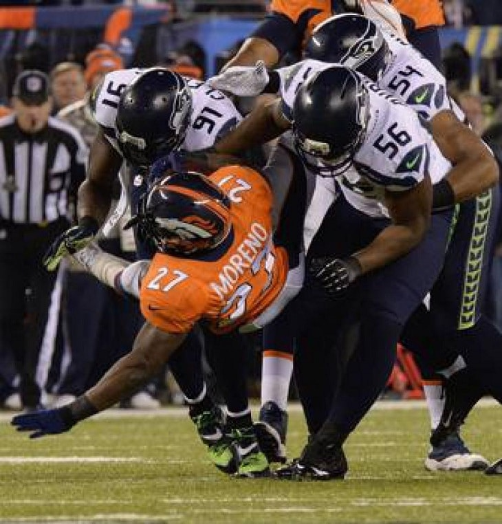 Superbowl 2014 : seattle seahawks contre les denver broncos
