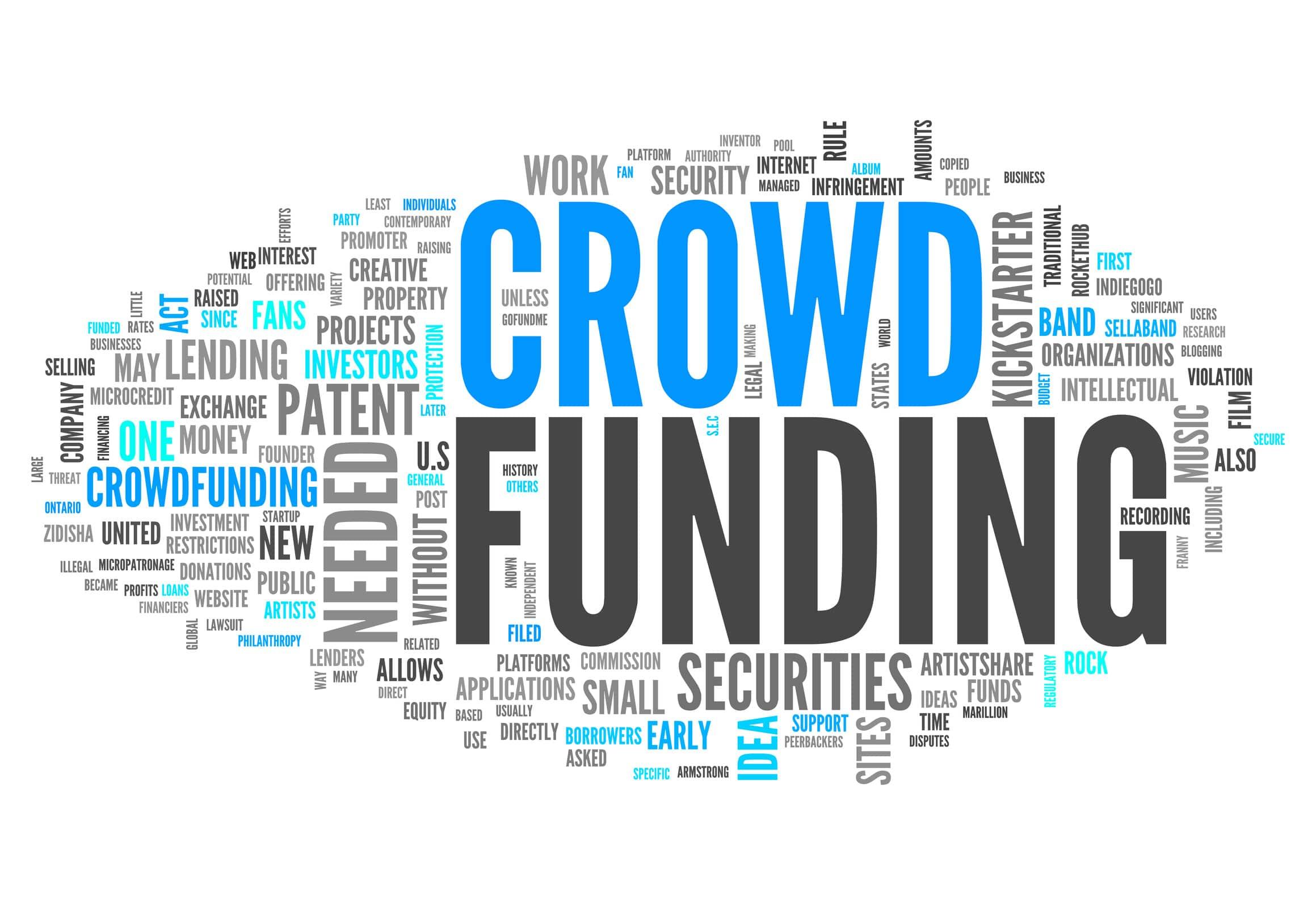 Le crowdfunding r colte des fonds par le financement participatif - Qu est ce que le crowdfunding ...
