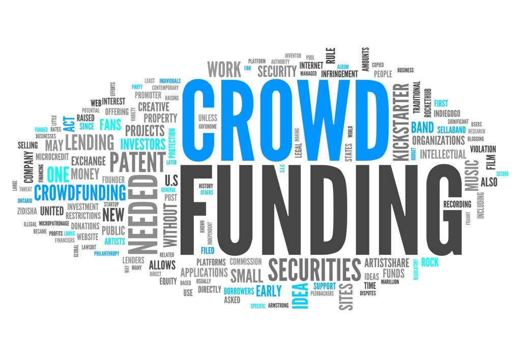 Le crowdfunding récolte des fonds par le financement participatif