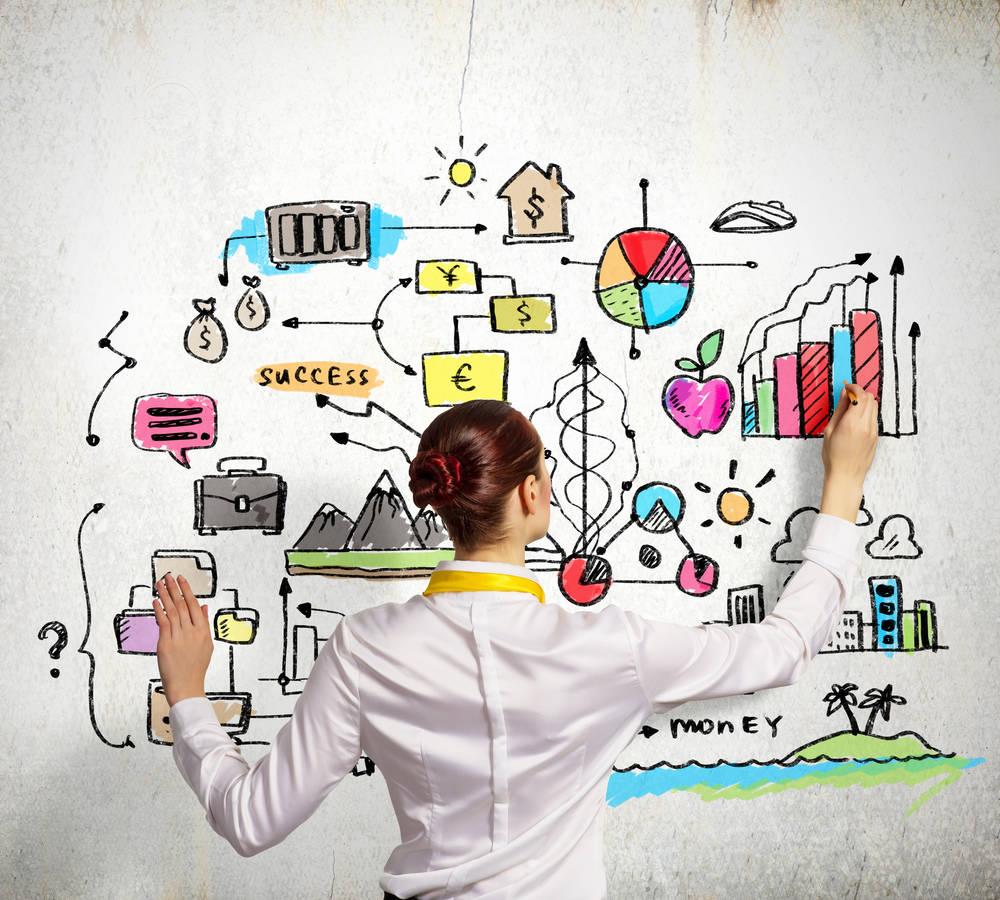 Comment expliquer l 39 essor de la cr ation d 39 entreprise for Tendance creation entreprise