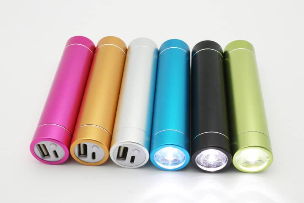 La batterie de secours - accessoire indispensable des hyperconnectés