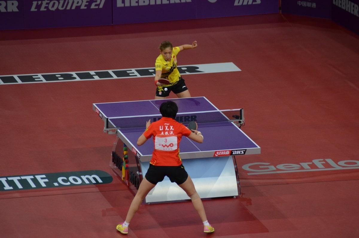 Pourquoi le ping pong ou tennis de table est il un vrai - Choisir sa raquette de tennis de table ...