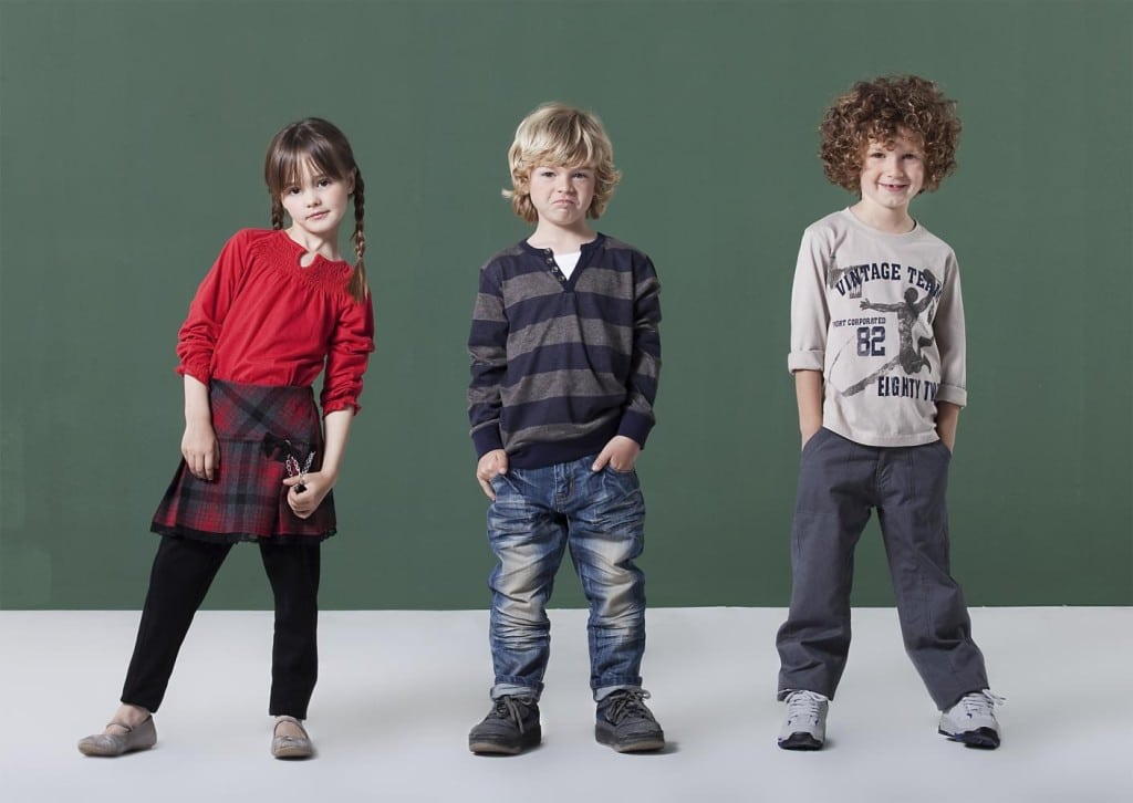 Mode enfant 2014, les grandes tendances de l'année