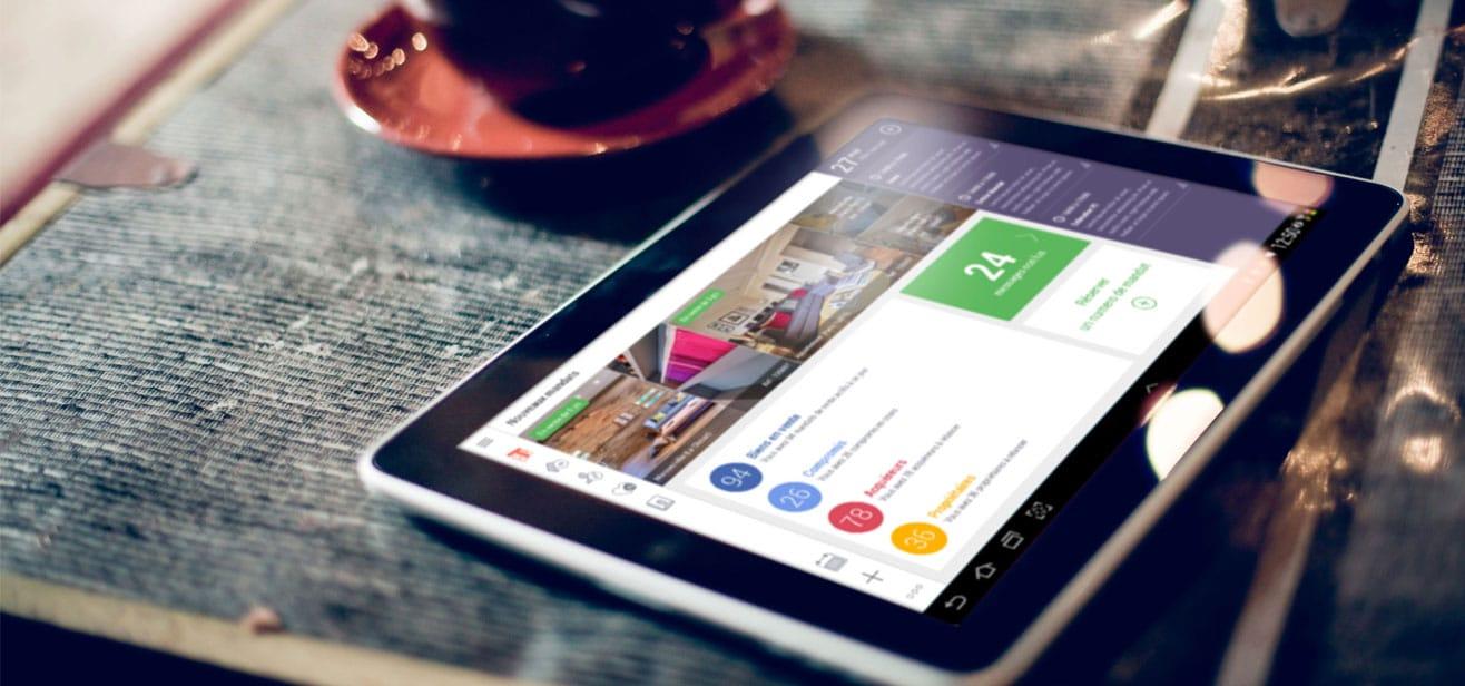 L'immobilier et les nouvelles technologies,une affaire qui roule3