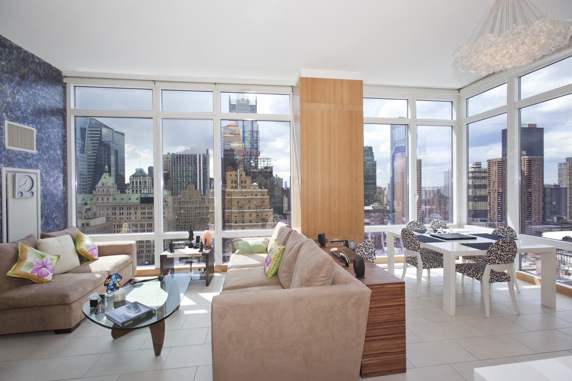 Immobilier de prestige new york - Appartement a vendre new york ...