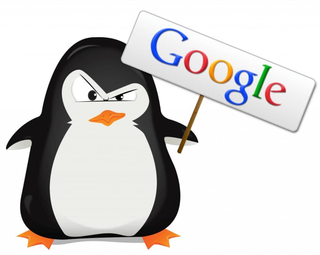 Google Penguin, partenaire de Panda dans l'attribution de pénalités Google