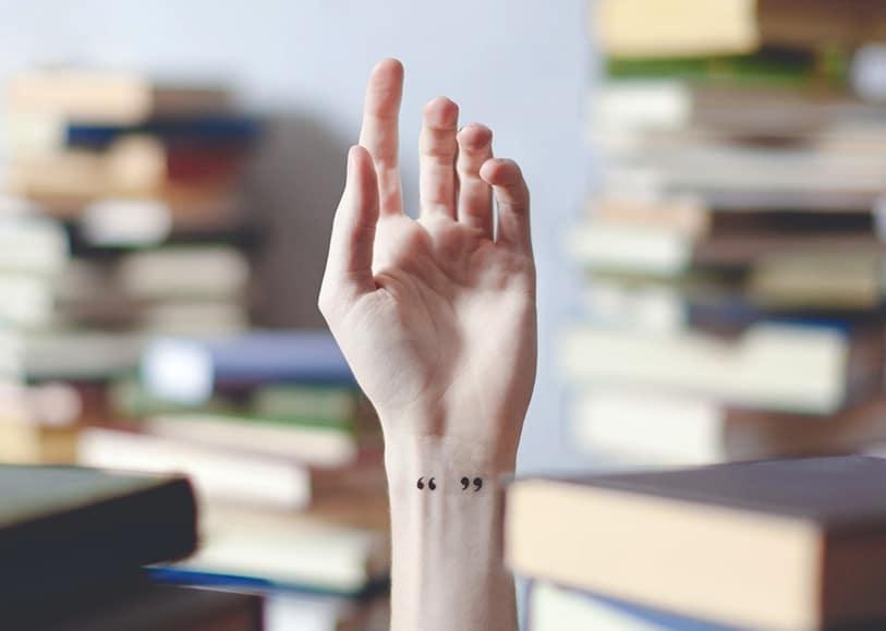 Choisir le meilleur endroit du corps pour un tatouage discret