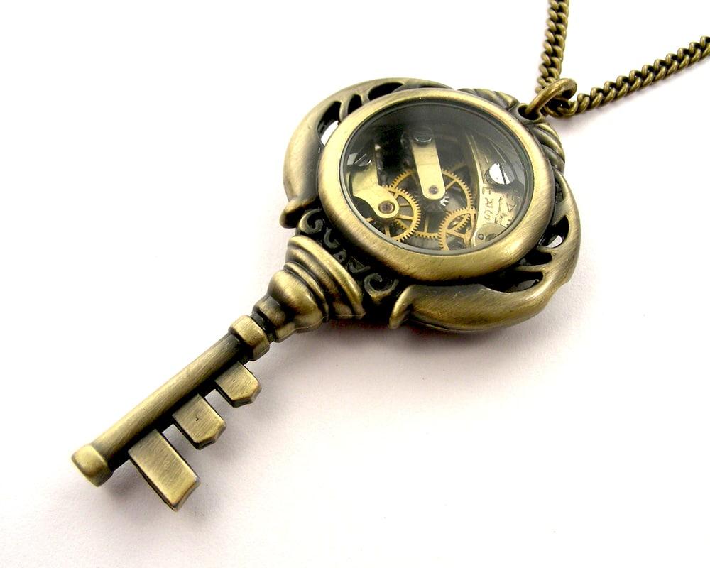 La clef de votre maison Steampunk ?
