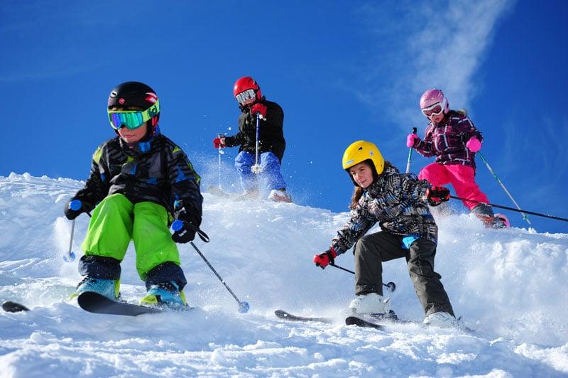 Vêtement de ski pour enfants