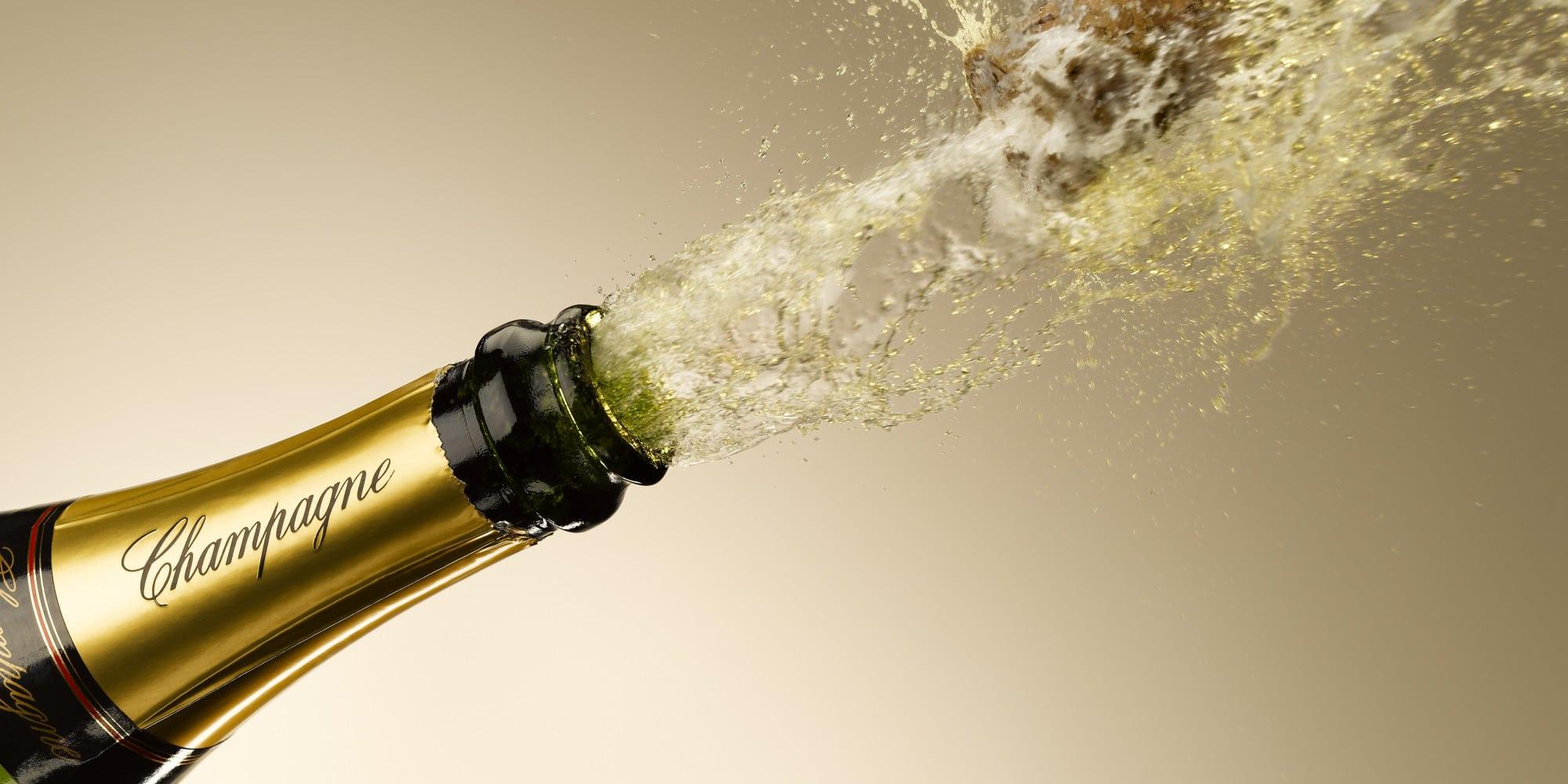 Champagne - O Photo