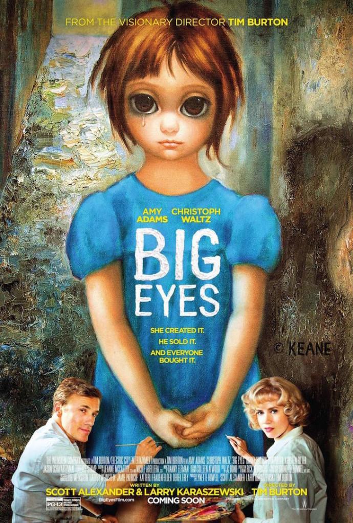 Big eyes, l'histoire véritable de Margareth Keane sur grand écran1