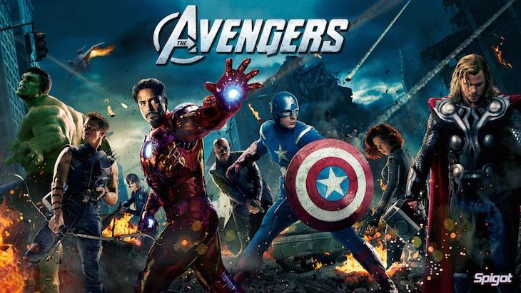 Avengers, L'Ère d'Ultron, de retour au cinéma pour sauver le monde1