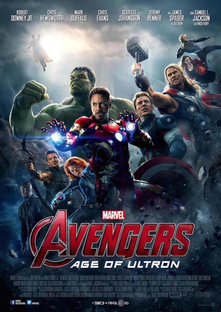 Avengers, L'Ère d'Ultron, de retour au cinéma pour sauver le monde2