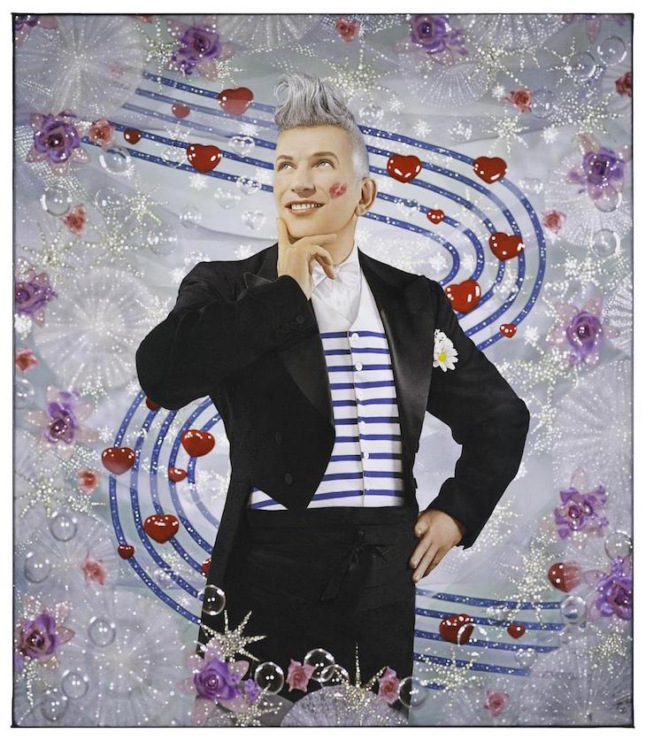 Jean-Paul Gaultier, l'expo jusqu'au 3 août 2015 au Grand Palais!2