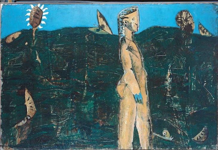 Le Musée d'Art moderne de la Ville de Paris invite Markus Lüpertz3