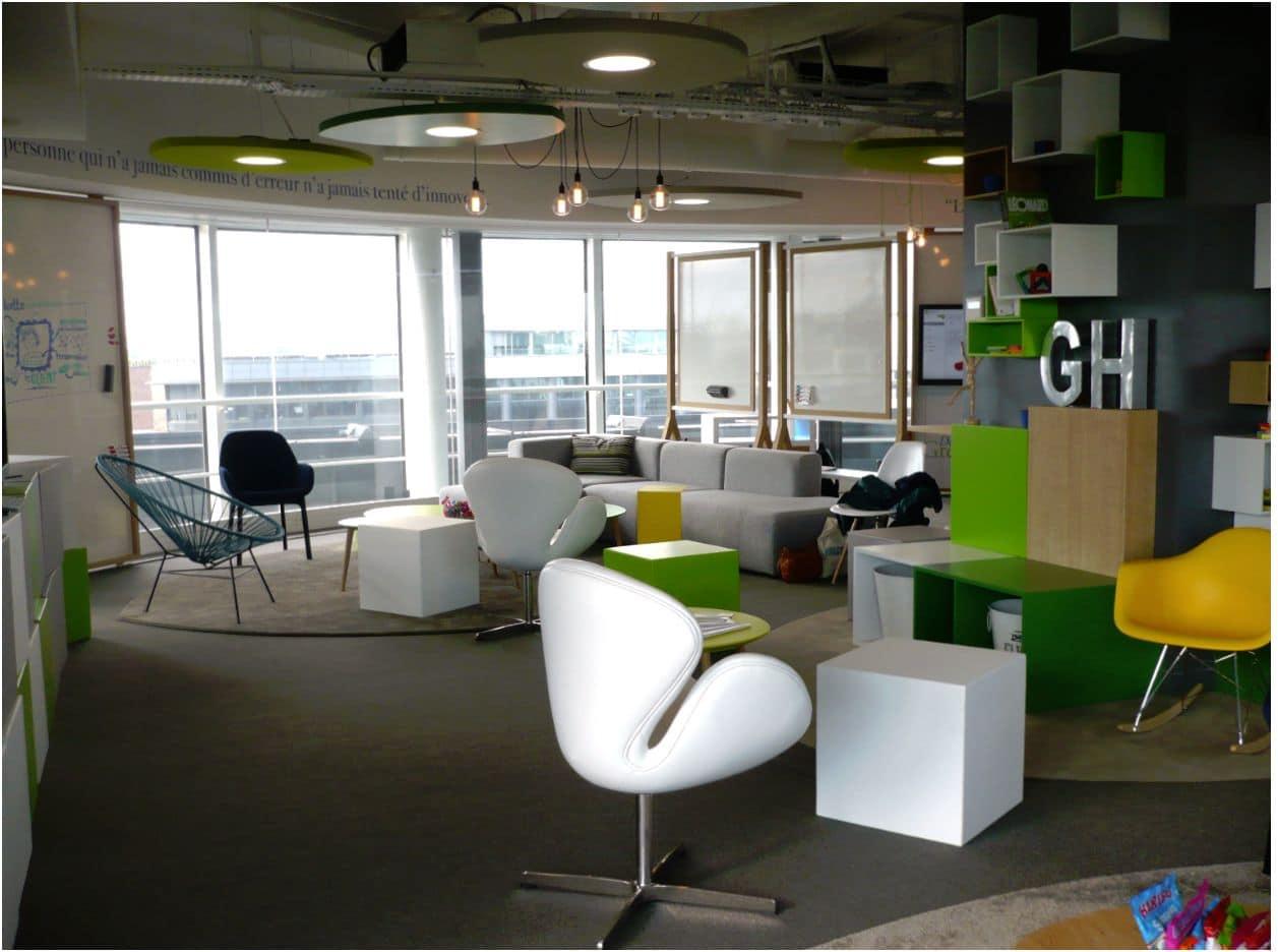 2 id es pour optimiser l 39 espace dans vos locaux d 39 entreprise for Idee pour entreprise