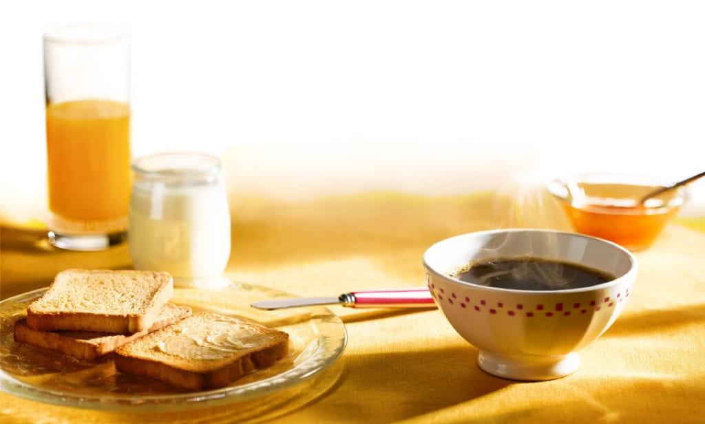Le petit déjeuner - indispensable pour bien commencer la journée !2