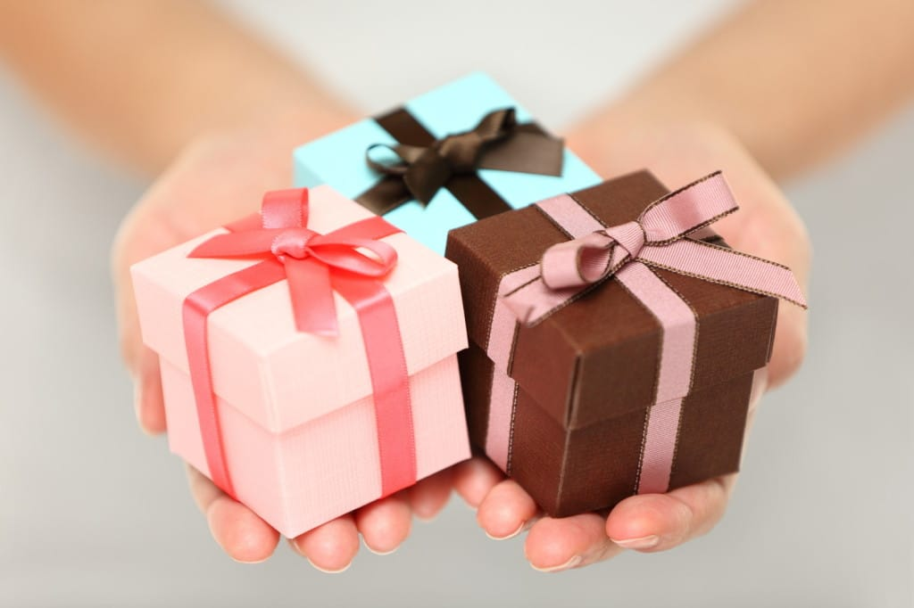 Vite, des cadeaux légers pour mes proches qui vivent à l'étranger