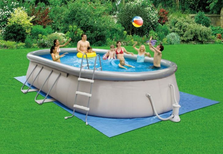 Piscine autoport e une solution petit prix bien pratique for Piscines autoportees