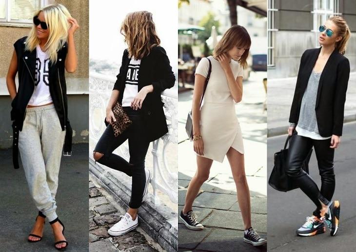 À mi-chemin entre sport et mode, découvrez l'athleisure 4