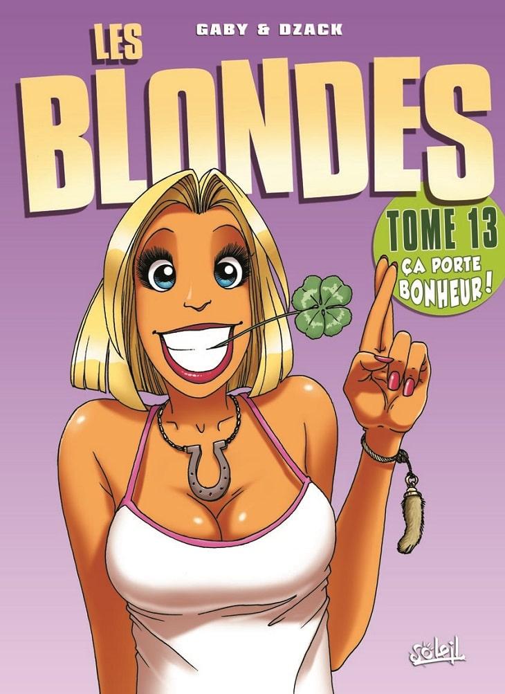 BD Les Blondes la moquerie certifiée sans effronterie 2