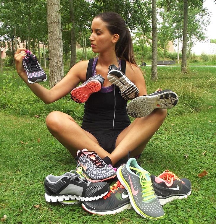 Chaussures de sport être à l'aise dans ses baskets 2