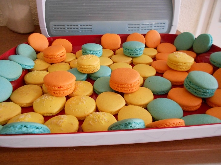 conseils pour faire son propre colorant alimentaire bio 3 - Colorant Macaron