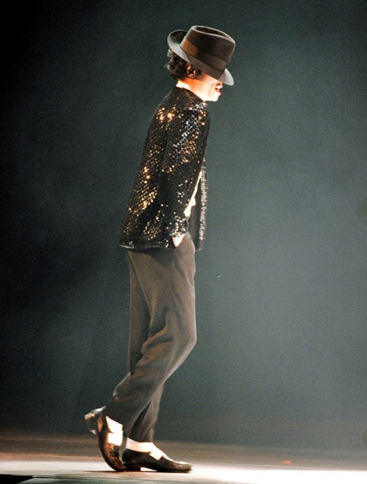 Grandeur et notoriété d'un pas de danse le moonwalk 1