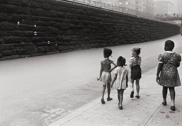 Helen Levitt, photographe lyrique des rues de New York 1