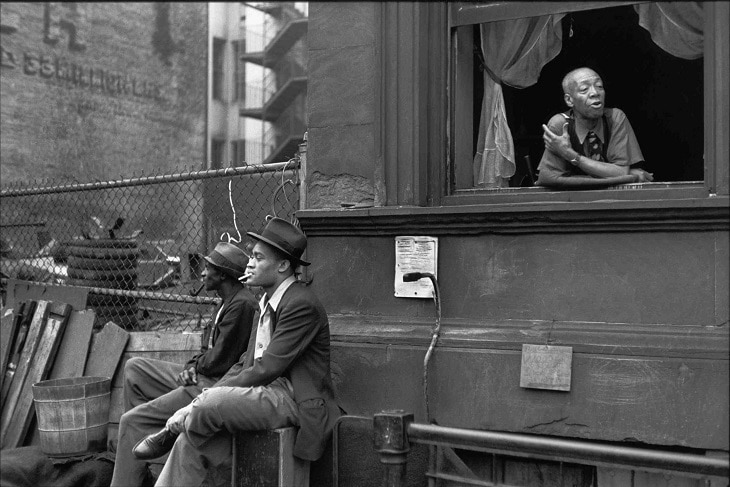Helen Levitt, photographe lyrique des rues de New York 2