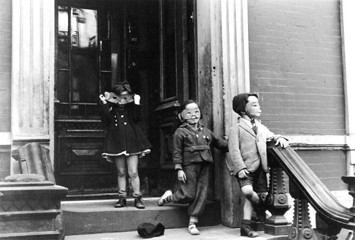 Helen Levitt, photographe lyrique des rues de New York 3