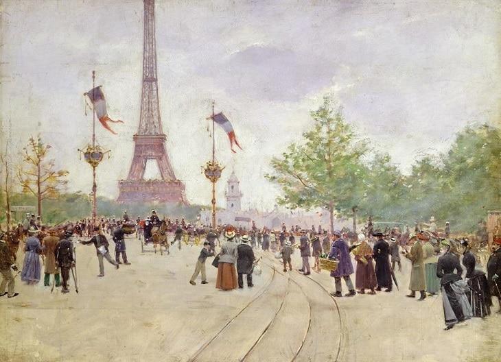 L'Exposition universelle de 1889 ou le triomphe du fer 1