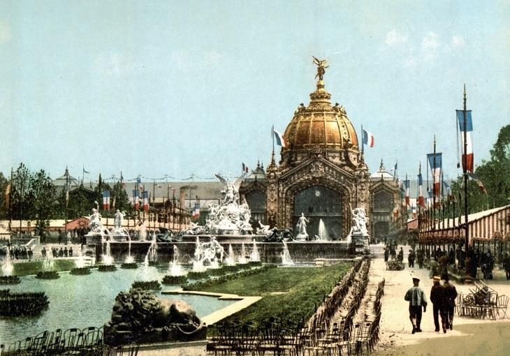 L'Exposition universelle de 1889 ou le triomphe du fer 2