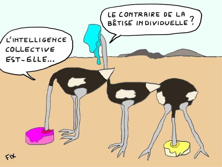 L'intelligence collective, un nouveau mode de management 3