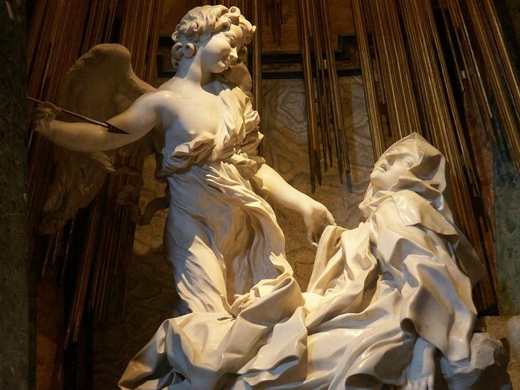 La sculpture baroque ou la victoire de l'exubérance 2
