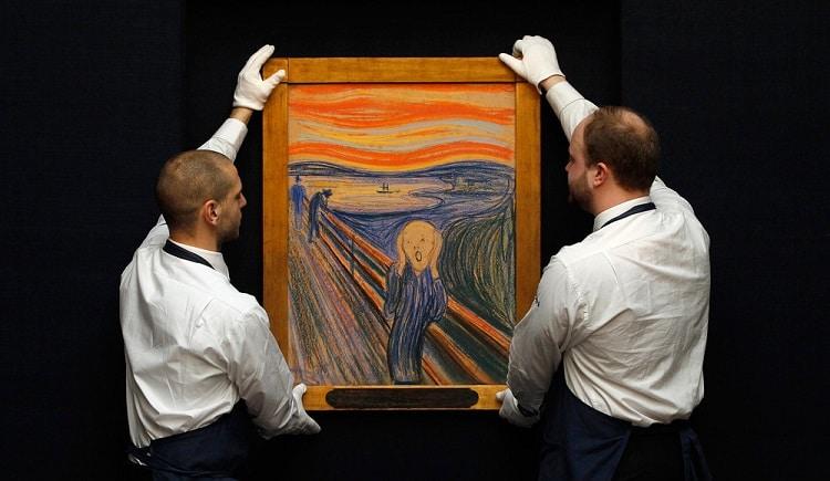 Le Cri d'Edvard Munch un modèle d'art expressionniste 3