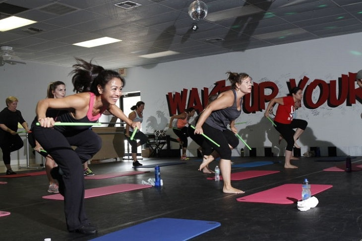 Le Pound, la nouvelle tendance fitness arrive en France 1