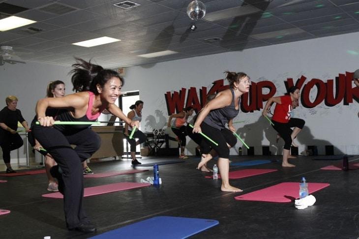 Le Pound, la nouvelle tendance fitness arrive en France 1