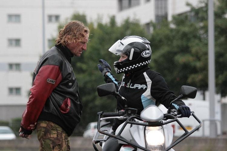 Le permis moto accéléré, un examen intensif et exigeant 3