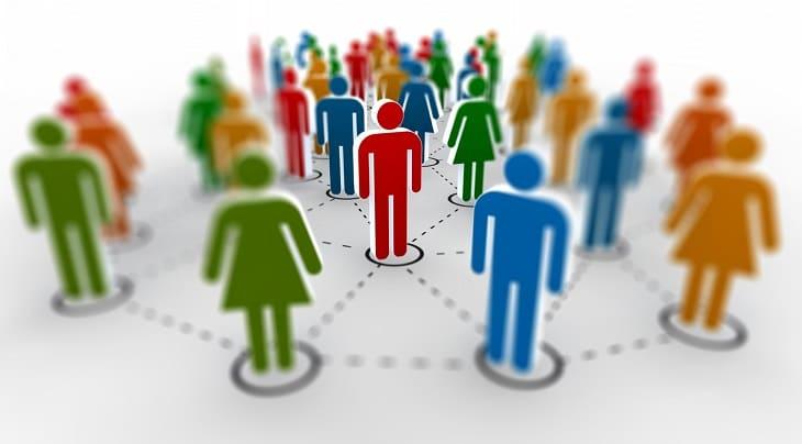 Le réseau social d'entreprise un Facebook version pro 1