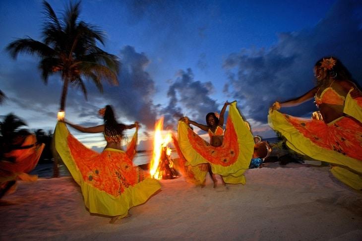 Le séga, une tradition à la fois chantée et dansée 3