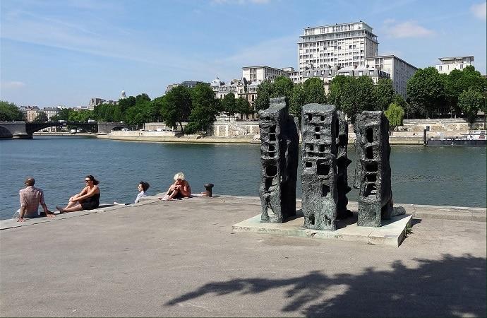 Musée de la sculpture en plein air l'art en liberté 2