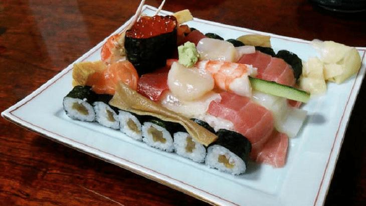 Guerre des restaurants japonais