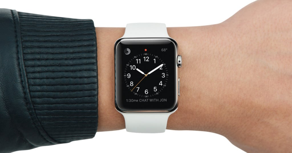 Quelques avantages de l'Apple Watch