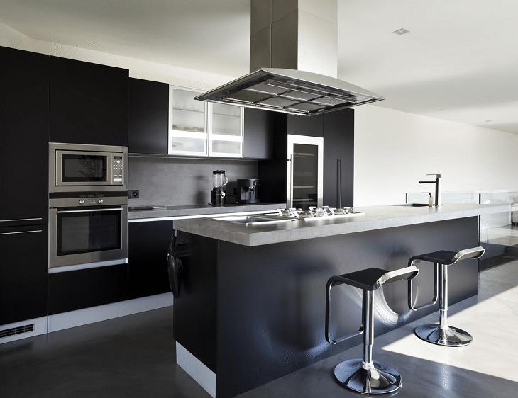 Decoration Chambre Avec Alcove : Cuisine moderne  toutes nos idées design ici !